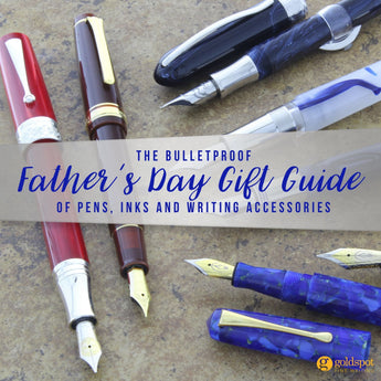 The Bulletproof Father's Day Pen Gift Guide 2017