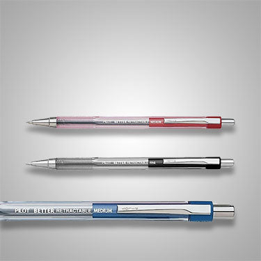Pilot Better Retractable Pens