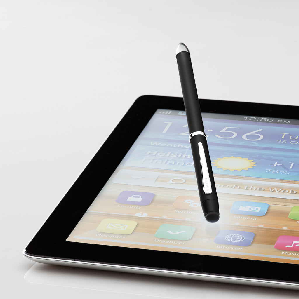 cross tech 3 multifunction pen with capacitive touch stylus