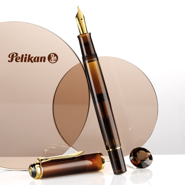 Pelikan Classic 200 Smoky Quartz Fountain Pen