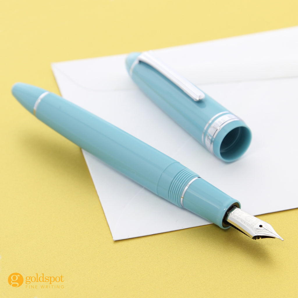 Sailor 1911 Fresca Blue Fountain Pen