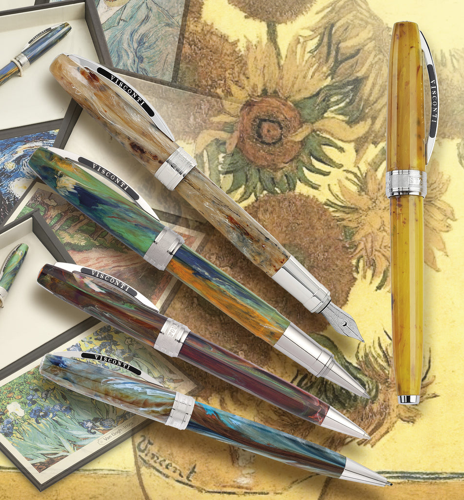 Visconti Van Gogh Impressionist Collection