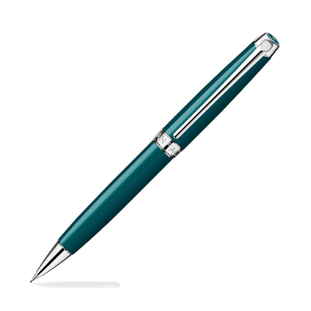 Caran dAche Léman Mechanical Pencil in Amazon Green - 0.7mm Mechanical Pencil