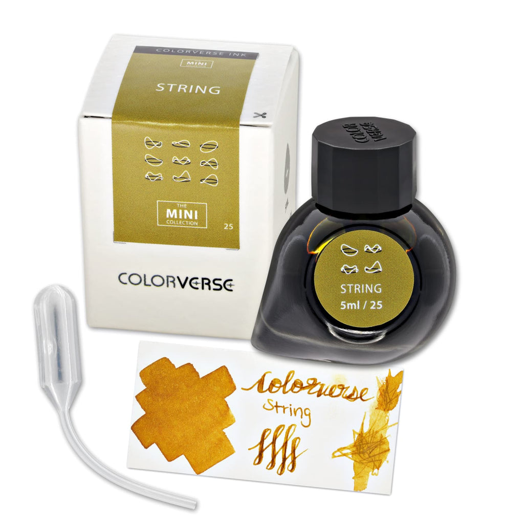 Colorverse Multiverse Mini Bottled Ink in String - 5mL Bottled Ink