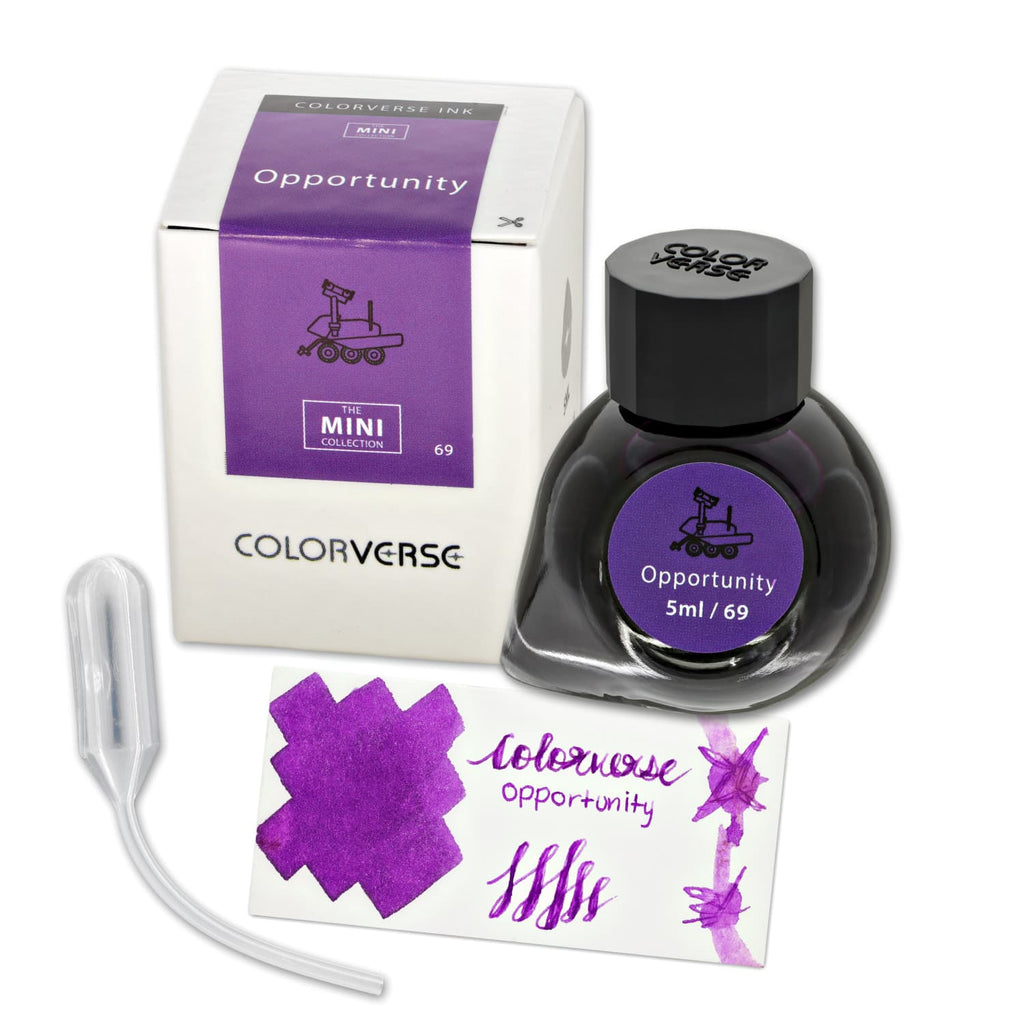 Colorverse The Red Planet Mini Bottled Ink in Opportunity - 5mL Bottled Ink