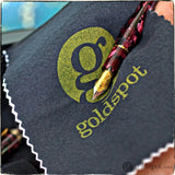 Connoisseurs Goldspot Pen And Jewelry Cleaning Cloth Accessory