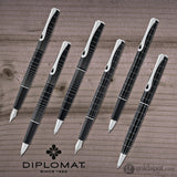 Diplomat Optimist Ring Fountain Pen - Medium Point Pen
