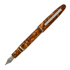 Esterbrook Estie Fountain Pen in Honeycomb Silver Trim Fountain Pen