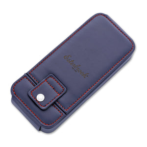Esterbrook Triple Pen Nook Case in Navy Pen Case
