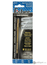 Fisher Space Universal Ballpoint Pen Refill in Blue - Fine Point Ballpoint Pen Refill