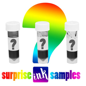 Goldspot Bottled Ink Surprise Samples - Pack of 3 Bottled Ink