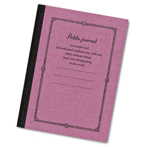 Itoya Profolio Petite Journal in Berry - A7 Journal