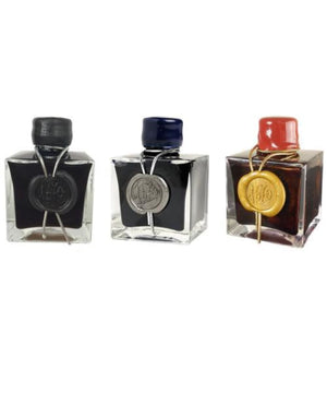 J. Herbin 1670 Anniversary Collection Bottled Ink - Set of 3 Bottled Ink