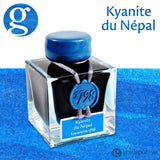 J. Herbin 1798 Anniversary Bottled Ink in Kyanite du Nepal - 50 mL Bottled Ink