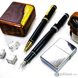 Kaweco Dia Kawecomat in Multi Functional Pen in Black Lacquer with Gold Trim Multi-Function Pen