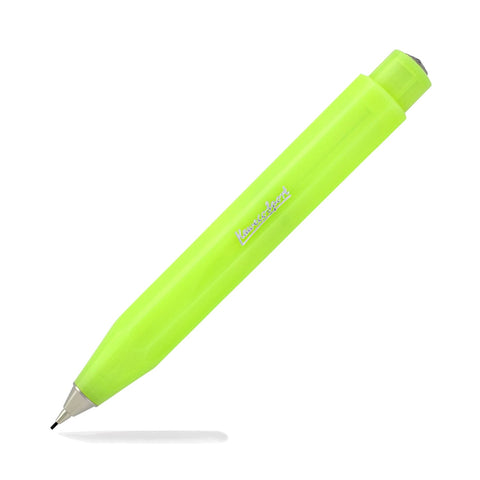 Kaweco Frosted Sport Mechanical Pencil in Lime - 0.7mm Mechanical Pencil