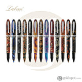 Laban Mento Rollerball Pen in Celebration Red Rollerball Pen