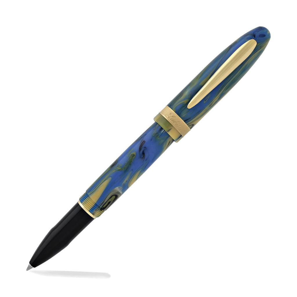 Laban Taroko Artist Rollerball Pen in Sunrise Blue Pen