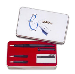 Lamy Joy Calligraphy Set in Black with 3 Nibs