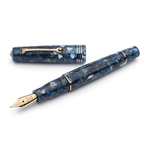 Leonardo Momento Zero Fountain Pen in Blue Sorrento 2021 Fountain Pen