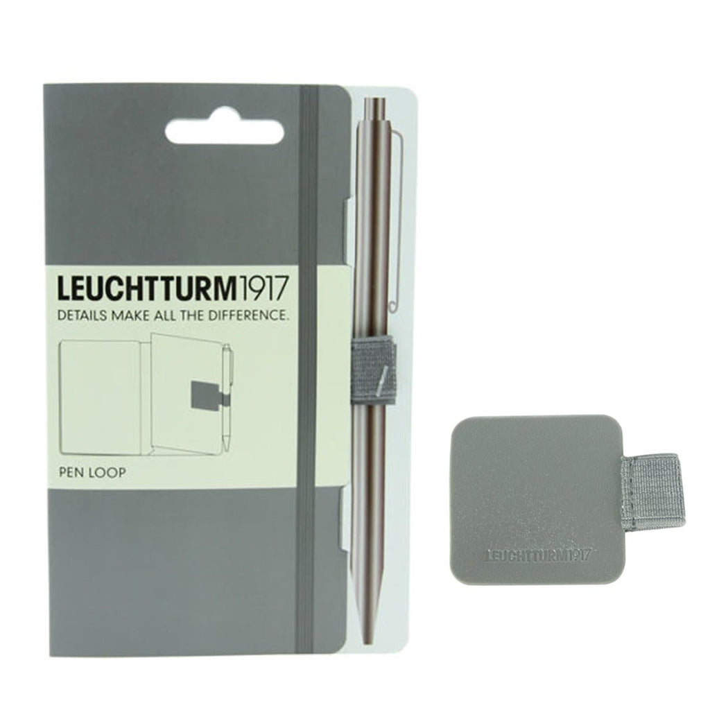 Leuchtturm 1917 Pen Loop in Anthracite Accessory