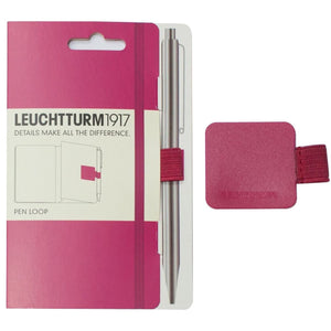 Leuchtturm 1917 Pen Loop in Berry Misc