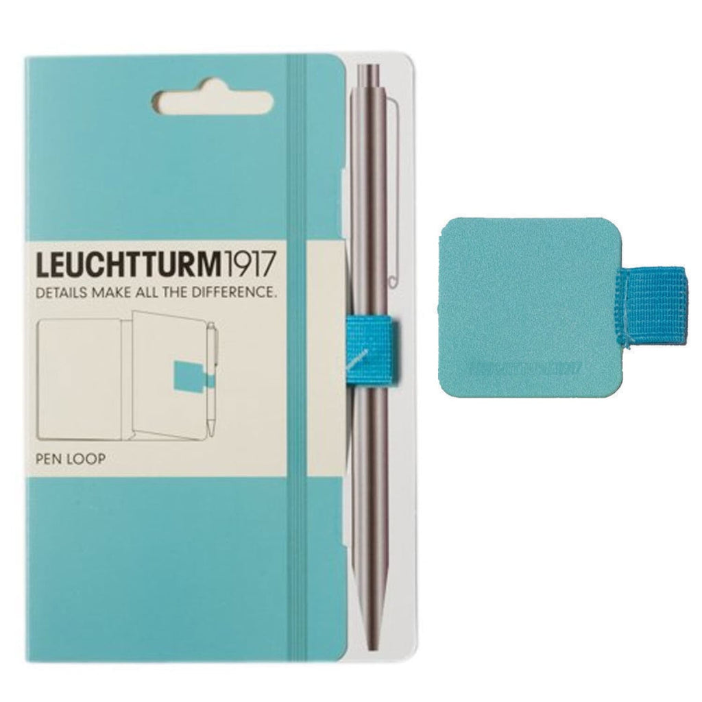 Leuchtturm 1917 Pen Loop in Light Blue Accessory