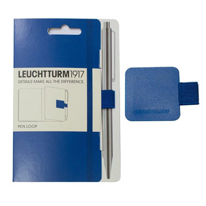 Leuchtturm 1917 Pen Loop in Royal Blue Accessory