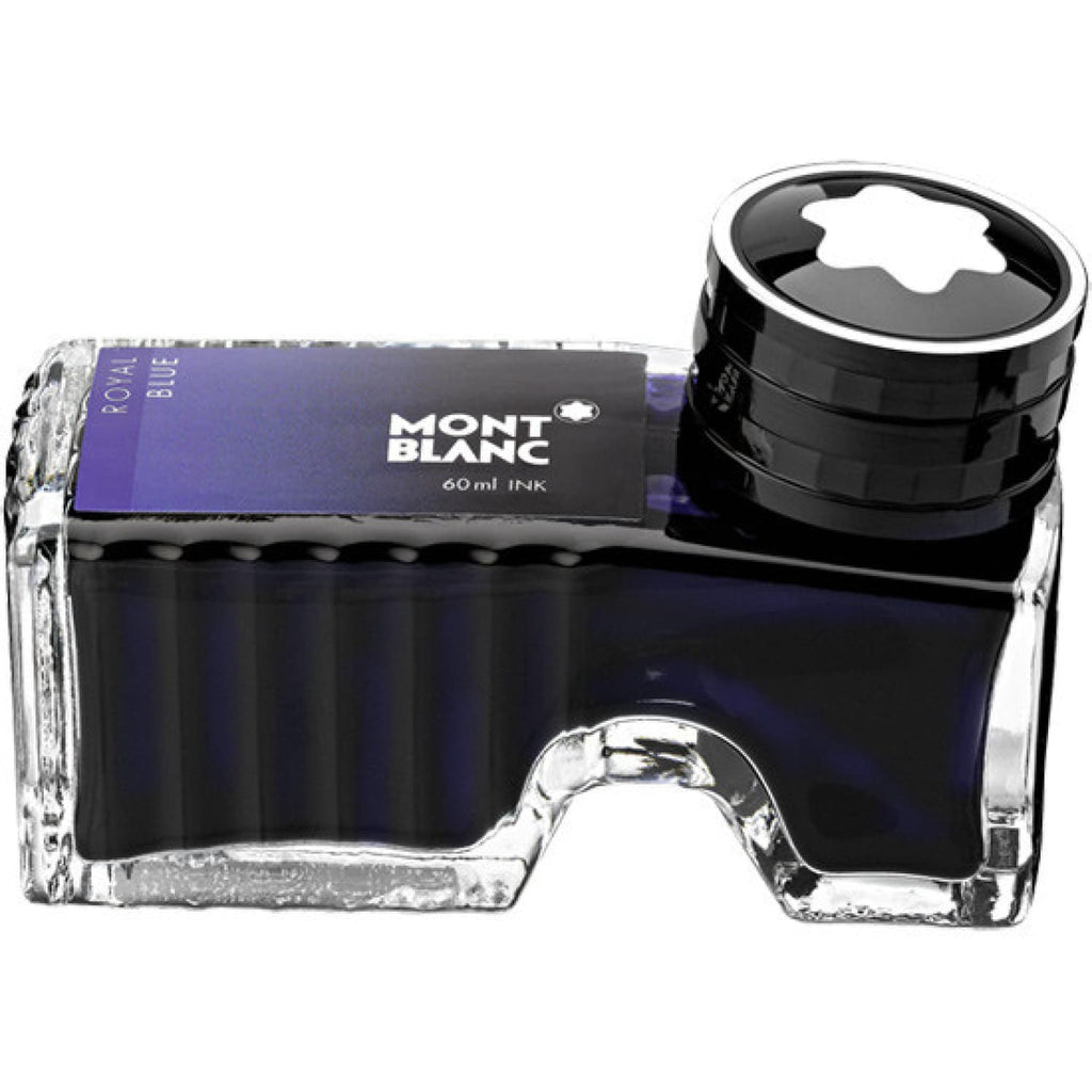 Montblanc Bottled Ink in Royal Blue - 60 mL Bottled Ink
