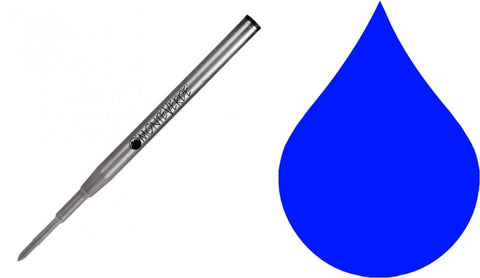 Montblanc Gel Pen Refill in Blue - Fine Point by Monteverde Gel Refill