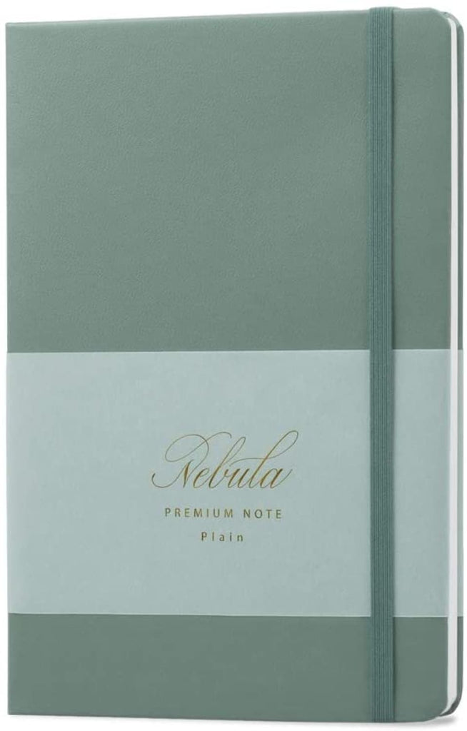 Nebula by Colorverse Notebook A5 in Tea Grey - Plain Notebook