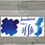 Noodler's Bottled Ink in Navy - 3oz Bottled Ink