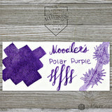 Noodler's Bottled Ink in Polar Purple - 3oz Bottled Ink
