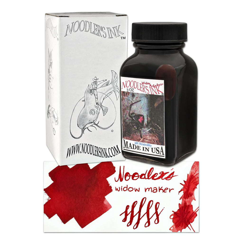 Noodler's Bottled Ink in Widow Maker - 3oz Bottled Ink