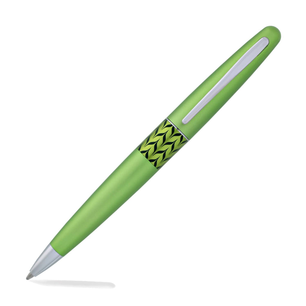 Pilot Metropolitan Retro Pop Ballpoint Pen in Green Ballpoint Pen