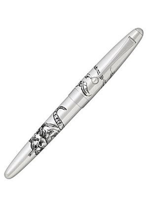 Pilot Namiki Sterling Collection Rollerball Pen - Komodo Dragon Rollerball Pen