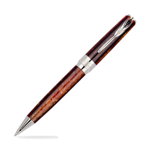 Pineider Arco Ballpoint Pen in Oak Pen