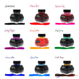 Platinum Mixable Bottled Ink in Flame Red - 60 mL Bottled Ink