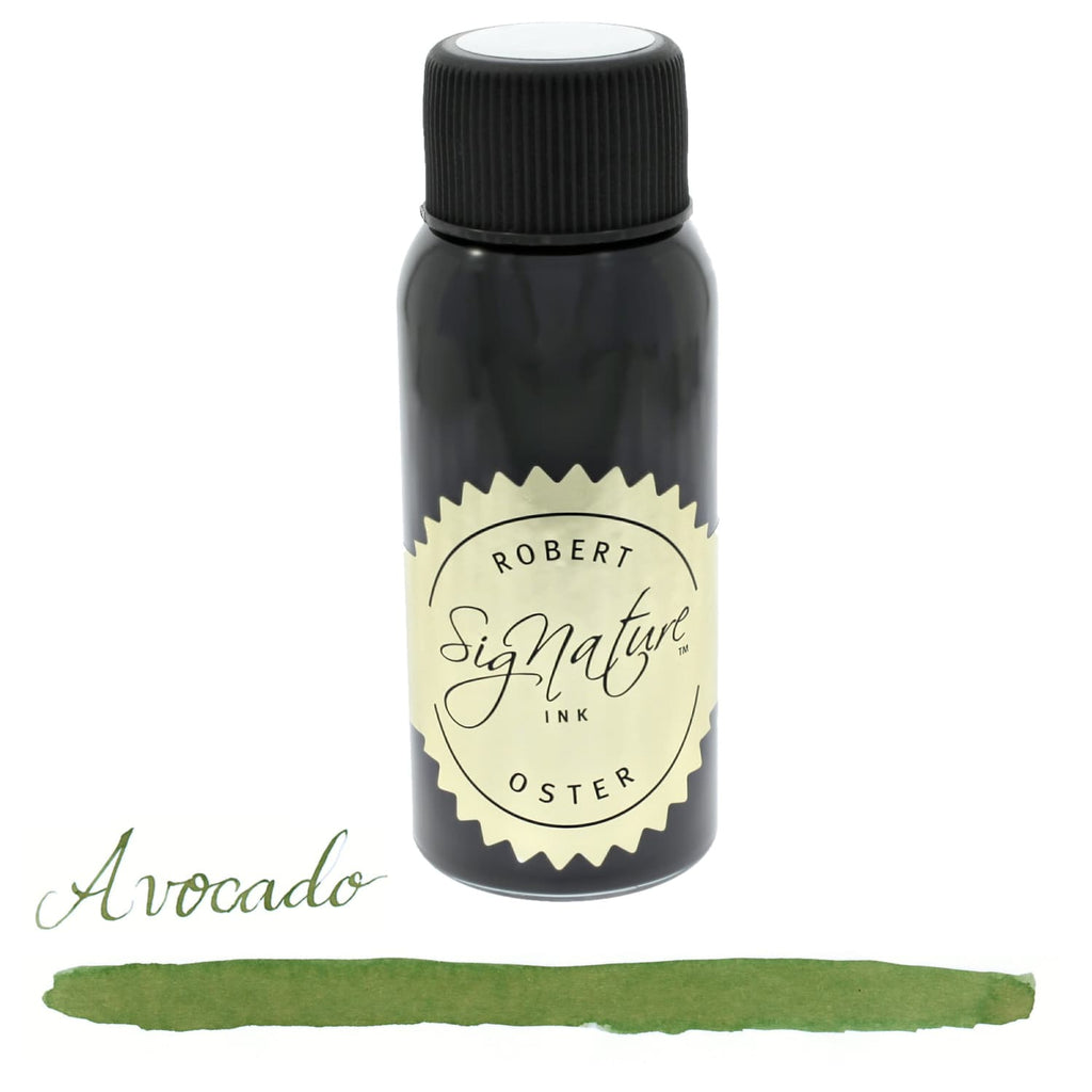 Robert Oster Signature Bottled Ink in Avocado - 50 mL Bottled Ink