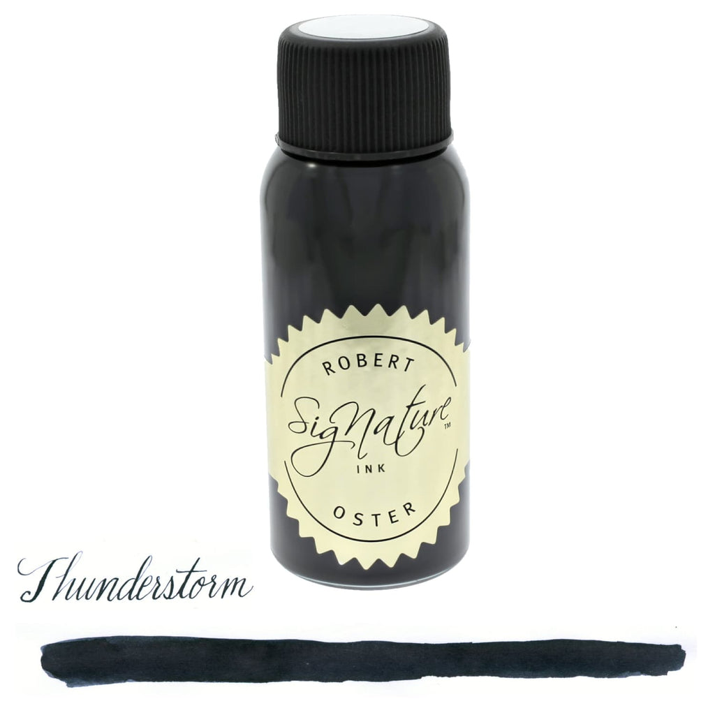 Robert Oster Bottled Ink in Thunderstorm - 50 mL Bottled Ink