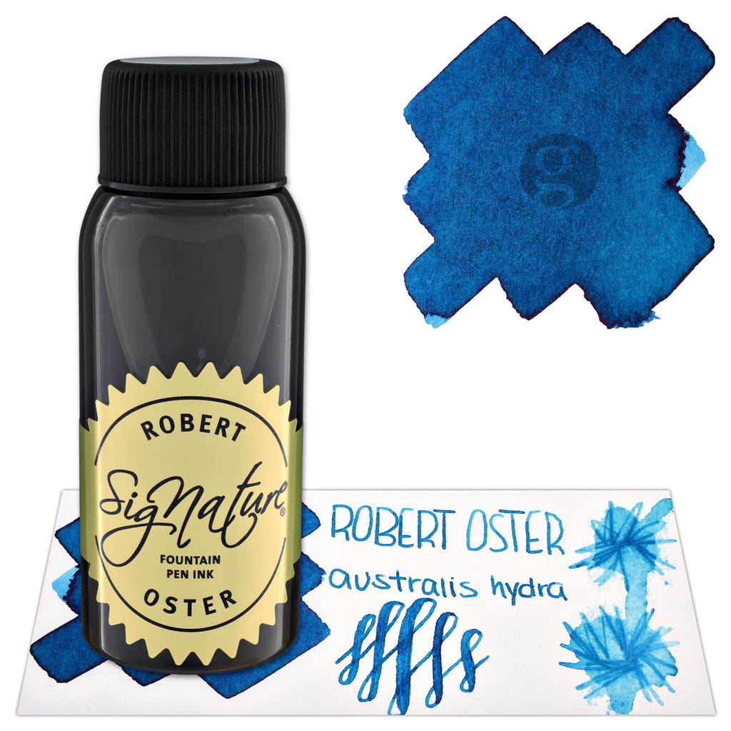 Robert Oster Signature L.E. Australis Bottled Ink in Hydra - 50 mL Bottled Ink