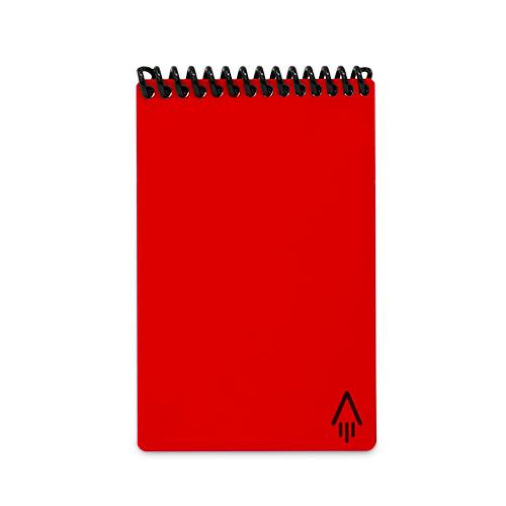 Rocketbook Everlast Smart Notebook Mini Size in Red with Pilot FriXion Pen Pen