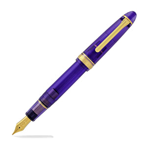 Sailor 1911 Large Fountain Pen in Royal Amethyst - 21kt Gold Nib Fountain Pen