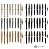 Sailor Pro Gear Slim Mini Fountain Pen in Ayur Grey - 14kt Gold Medium Fine Point Fountain Pen