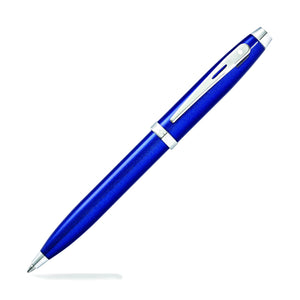 Sheaffer 100 Ballpoint Pen in Blue Lacquer Ballpoint Pen