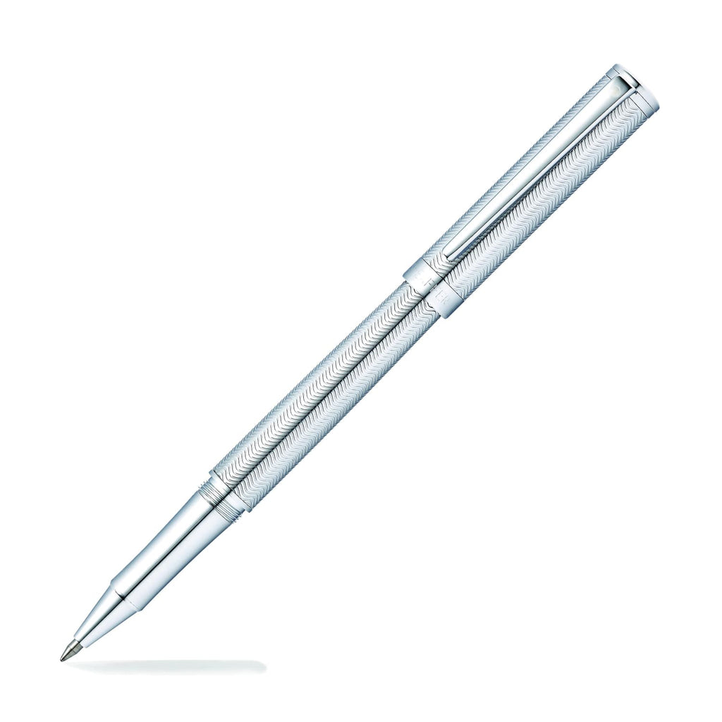 Sheaffer Intensity Rollerball Pen with Engraved Chrome Rollerball Pen