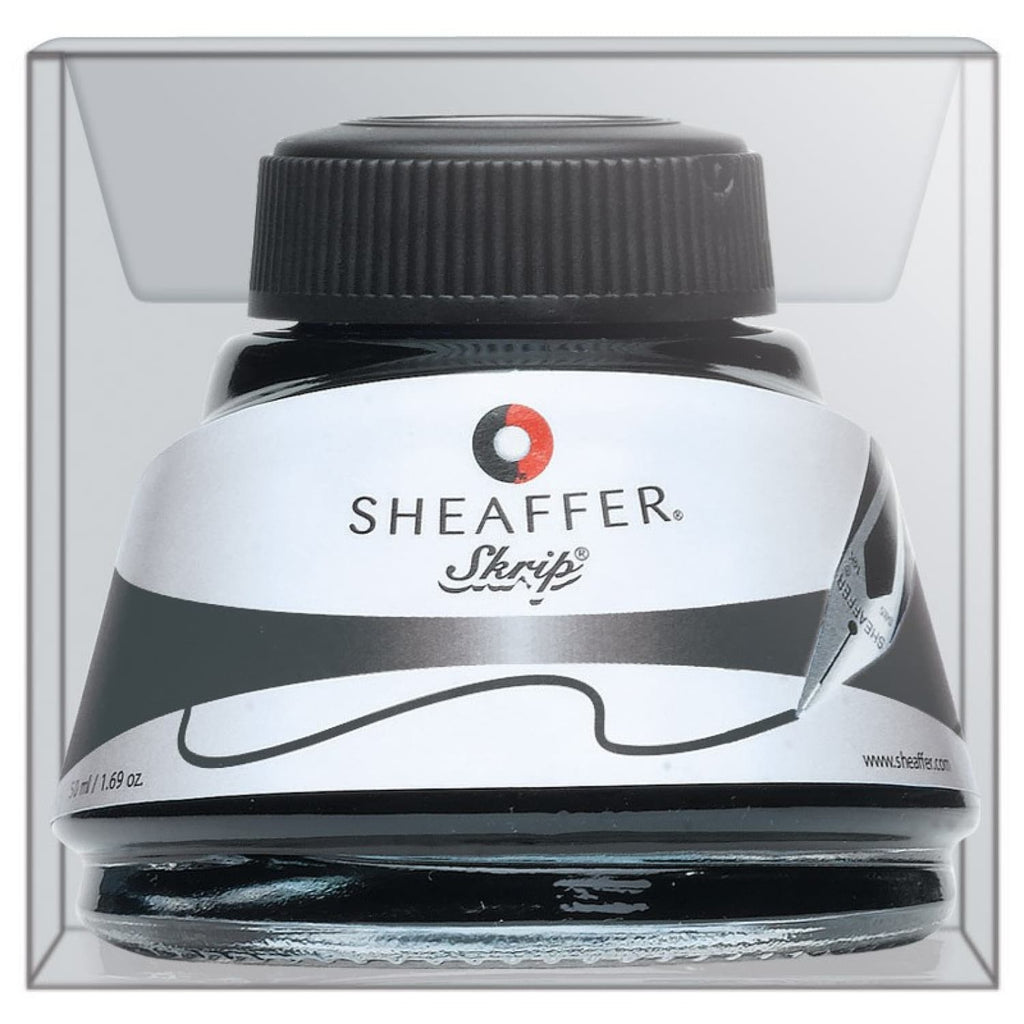 Sheaffer Skrip Bottled Ink in Black - 50 mL Bottled Ink
