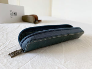 Shibui Single Pen Case in Ocean Blue Pen Case