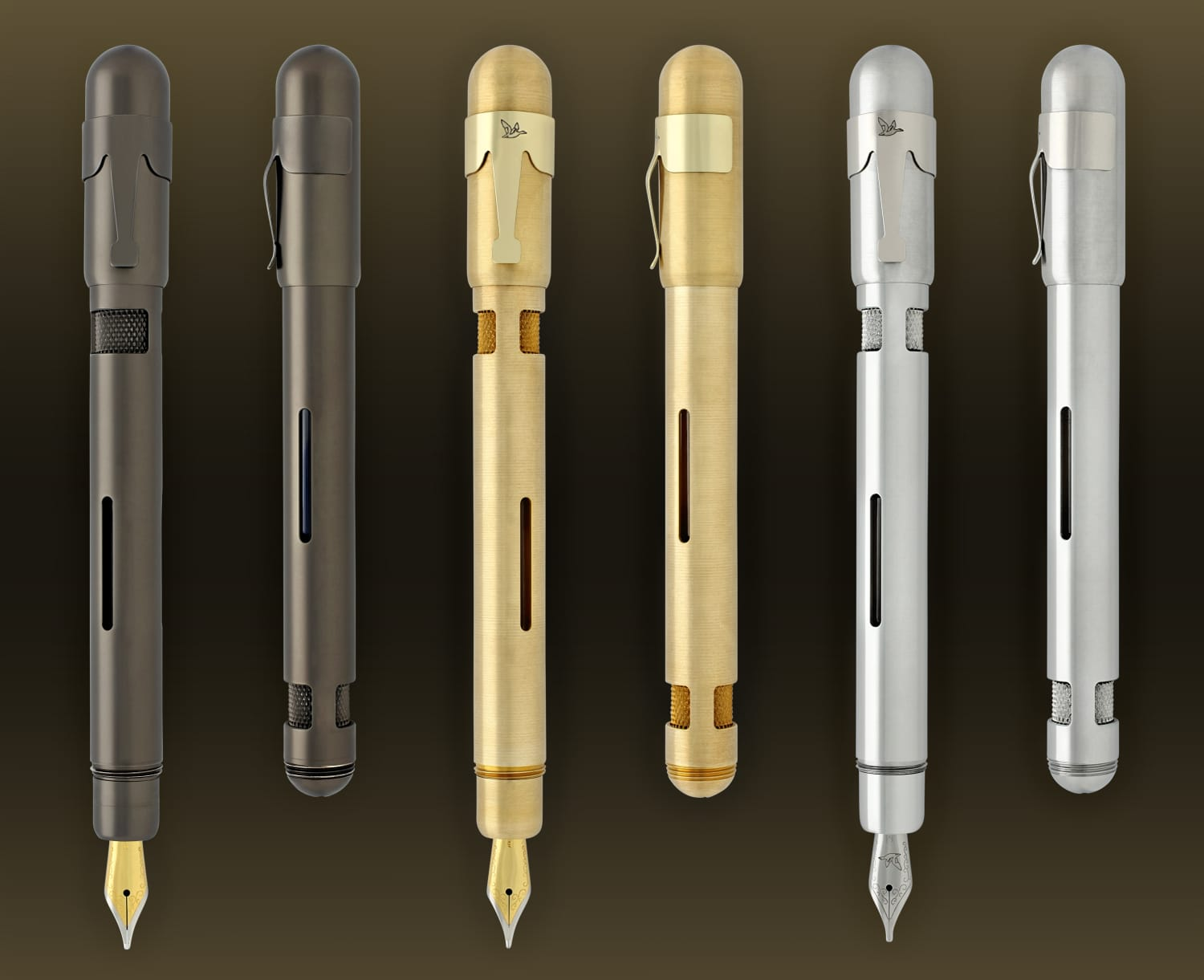 Introducing Loclen Pens from Italy