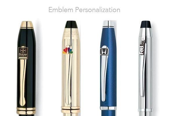 Personalized Pens and Gifts for Writers